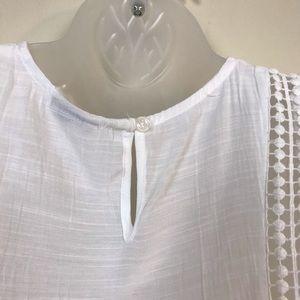 Target Dresses - 💃🏻 Target White Bohemian Short Dress